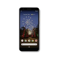 Google Pixel 3a 对开式 黑色G020G 3a 3A Clearly White