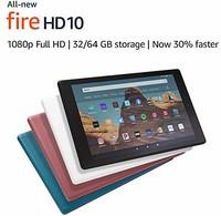 Amazon 亚马逊 Fire HD 10 2019款 平板电脑 32GB *2件