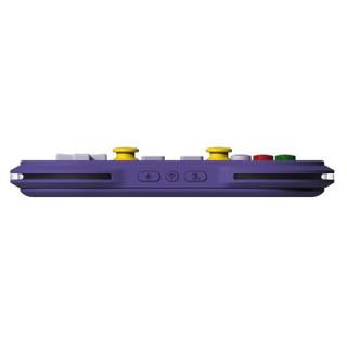 8BITDO 八位堂 N30Pro2 蓝牙游戏手柄 支持NS电脑手机 震动体感连发 深蓝色 C版