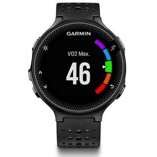 GARMIN 佳明 Forerunner 235 Lite 光学心率GPS运动腕表  黑色