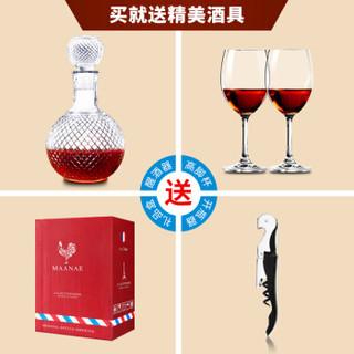 MAANAE 曼拉维 凯旋干红葡萄酒 750ml*6瓶