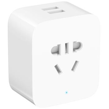 MIJIA 米家 智能插座 蓝牙网关版(含双口USB2.0A)