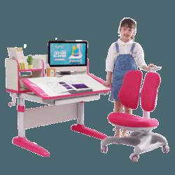 Totguard 护童 抑菌系列  HTH-509Y+HTY-620 学习桌椅套装