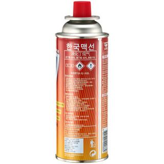 MAXSUN 脉鲜 BDP-250 便携卡式炉通用气罐 6瓶