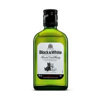 黑白狗 调和型苏格兰威士忌 200ml *9件
