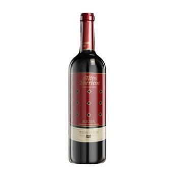 TORRES 桃乐丝 桃乐丝Torres 奥托斯伊贝利克 里奥哈红葡萄酒 750ml 西班牙进口红酒(新老包装随机发货)