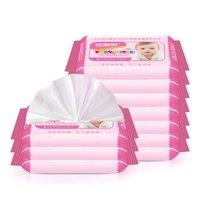 CUTE BABY 乖小孩 婴儿柔湿巾 10片 10包 *3件