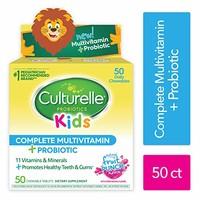 Culturelle 康萃乐 儿童复合维生素+咀嚼片 50粒