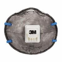 3M 9922C2 FFP2 级别 活性炭口罩两个