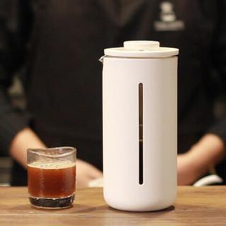 泰摩 timemore 小U法压壶450ml 手冲咖啡壶冲茶器 玻璃咖啡滤杯法式滤压壶