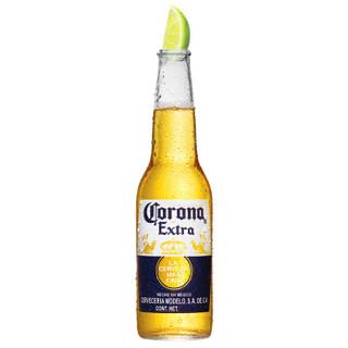 墨西哥进口 科罗娜(Corona)啤酒 330ml*24瓶 整箱