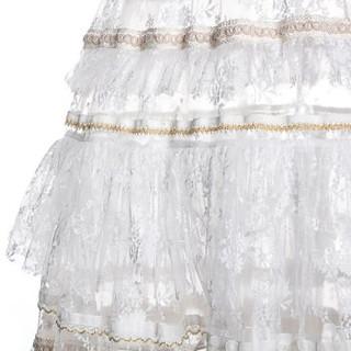 原创设计师品牌 BAN XIAOXUE班晓雪 2019新款 女装连衣裙 空白 L