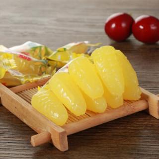 金丝猴 玉米味硬糖 休闲零食怀旧经典食品 婚庆礼品伴手礼结婚喜糖水果糖 500g/袋