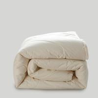 堂皇家纺 秋冬加厚保暖双人被芯 超热感混合羊毛被 冬被 220*240 *3件