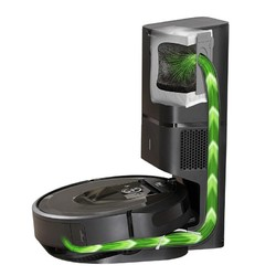 iRobot 艾罗伯特  Roomba i7+ 扫地机器人+自动集尘系统套装