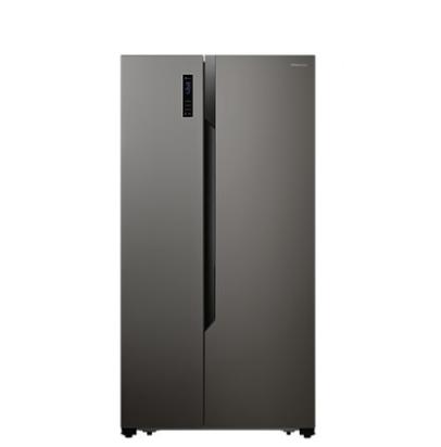 Hisense 海信 BCD-650WFK1DPUQ 变频 对开门冰箱 650升 爵士灰