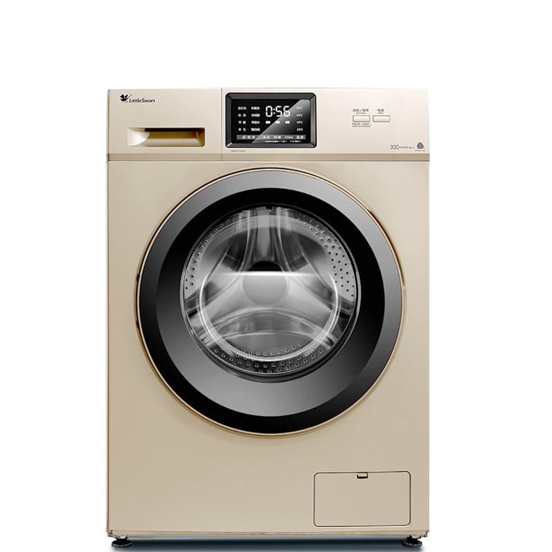 LittleSwan 小天鹅 TG80VT712DG5 变频 全自动滚筒洗衣机 8公斤 摩卡金