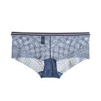GAINREEL 歌瑞尔 180742A-蓝色1 女士平角内裤