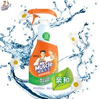 威猛先生 浴室清洁剂 500g 去除水垢 皂垢 瓷砖清洁剂 气味清新 除霉剂 除菌(新老包装随机发货)