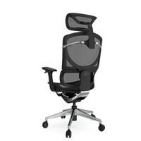 HBADA 黑白调 Hbada 黑白调 HDNY161 人体工学升降扶手电脑椅 黑色
