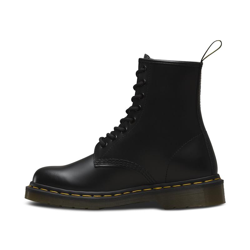 Dr.Mar tens  马汀博士 NAPPA 男女同款经典软皮8马丁靴 11822006 黑色 41
