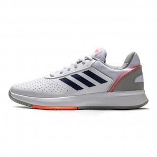 24日0点开始:adidas 阿迪达斯 COURTSMASH EG4375 男子网球运动鞋