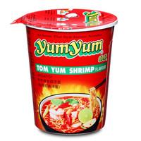 yumyum 养养 方便面 酸辣虾味汤面