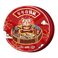 Dove 德芙 年年有钱鼠 巧克力礼盒 1164g