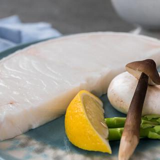 渔天下 冷冻新西兰银鳕鱼南极犬牙鱼排 400g(独立2袋装) 盒装 海鲜水产