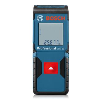 BOSCH 博世 GLM 30 30米红外线激光测距仪 +凑单品