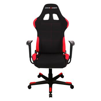 DXRACER 迪锐克斯 FA01 电竞椅 黑红色