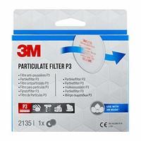 3M Particulate Filter – 精细防尘过滤器,带 P3 保护等级,口罩 *2件
