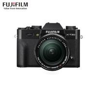 旗舰店 富士xt20/FUJIFILM 微单X-T20微单相机复古无反富士XT20套机数码相机