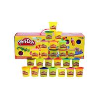 Play-Doh 培乐多 彩泥24罐装 基础装 *3件