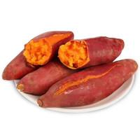 拾柚啦 福建六鳌红蜜薯(22-28个)5斤装
