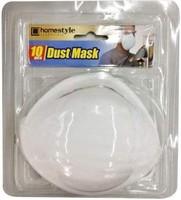 Homestyle Essentials一次性防尘口罩 10片