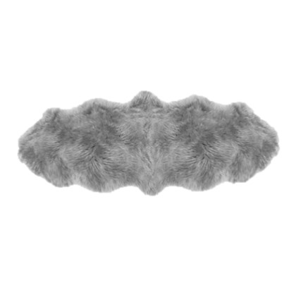 YANXUAN 网易严选 皮毛一体 多用单张长毛皮垫