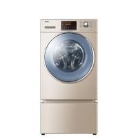 Haier 海尔 XQGH100-B12858GU1 10公斤 变频 复式滚筒洗衣机