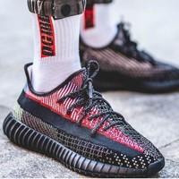 adidas 阿迪达斯 YEEZY BOOST 350 V2 男女经典运动鞋