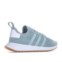 Adidas Originals Primeknit FLB Trainers女士跑鞋