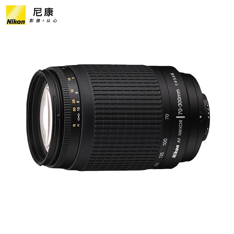 Nikon 尼康 镜头70-300G Nikon AF 70-300mm f/4-5.6G