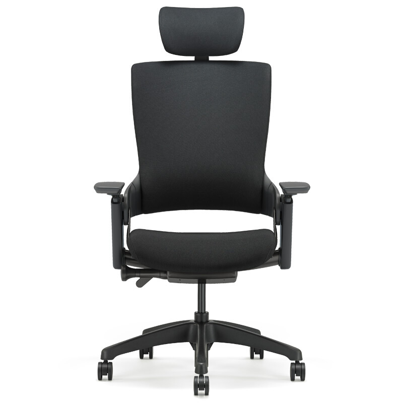 UE 永艺 Mellet 电脑椅 黑色 70.5*71*117.4