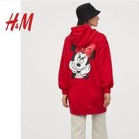 H&M 0833387 女士卡通卫衣