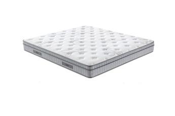 京造 乳胶3D软硬两用弹簧床垫 150*200cm 厂家配送