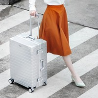 AMERICAN TOURISTER 美旅 TI1 铝框拉杆箱