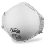 SAS 8610 n95级 防护口罩 20只装