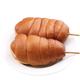 腾飞的小猪 鸡腿面包 豆沙/火腿可选 120g*4个 13.8元包邮(需用券)