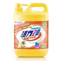 京东PLUS会员:活力28  生姜洗洁精 1.28kg *3件