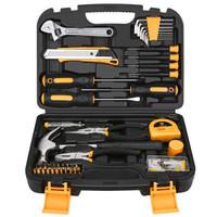 移动专享:DEKO 代高 TZ100 家用工具箱套装(100件套)
