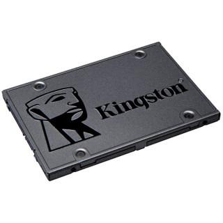 金士顿(Kingston)A400系列SSD固态硬盘 SATA3.0接口 120G240G480G 固态硬盘120G非128G